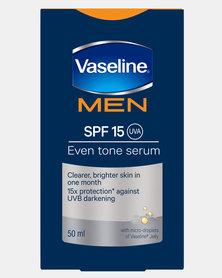 Vaseline Men Face Moisturiser SPF 50ml