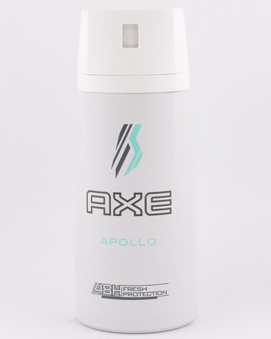 Axe Apollo 48 Hour Dry Anti Perspirant Aerosol Deodorant 150ml