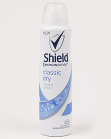 Shield Female Motionsense Aerosols Classic Dry 150ml