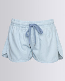 Rip Curl Teen Newport Shorts Blue