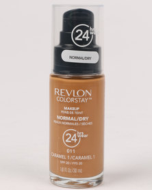 Revlon ColourStay Normal/Dry Make Up Pump Caramel 1