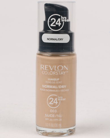 Revlon ColourStay Normal/Dry Make Up Pump Nude