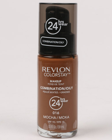 Revlon ColourStay Combo/Oily Make Up Pump Mocha