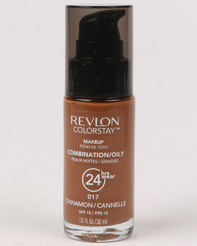 Revlon ColourStay Combo/Oily Make Up Pump Cinnamon