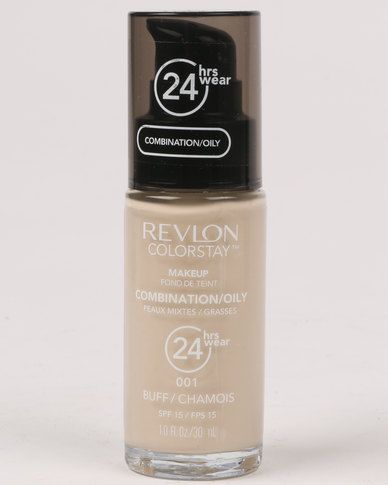 Revlon ColourStay Combo/Oily Make Up Pump Buff