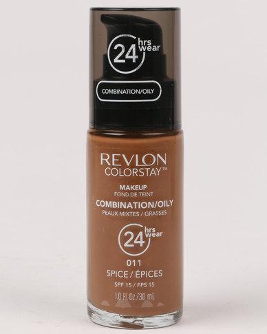 Revlon ColourStay Combo/Oily Make Up Pump Spice