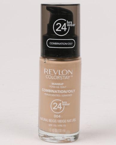 Revlon ColourStay Combo/Oily Make Up Pump Natural Beige