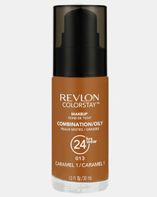 Caramel ColorStay Makeup for Combo/Oily Skin  Foundation by Revlon