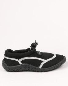 Lizzard Boys Teen Bryan Grip Shoe Black