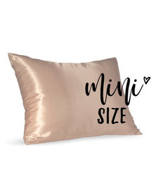 Dear Deer Mini Satin Pillow Case Fawn