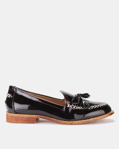 Dolce Vita Parma-802 Flat Slip On Shoe Burgundy