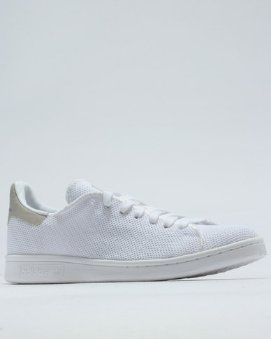 new york 1b7fd a58dd adidas Stan Smith Knit White