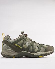 Merrell Siren Hex Q2 Shoes Olive