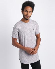 Urban Art Street T-Shirt Grey