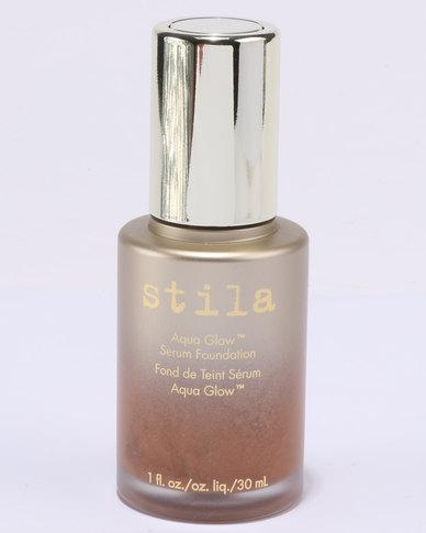 Stila Aqua Glow Serum Foundation Tan Deep