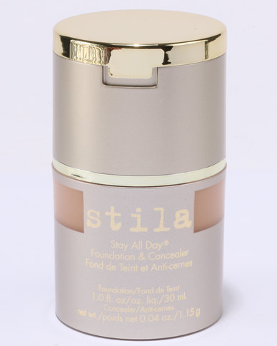 Stila Stay All Day Foundation and Concealer Tone 6
