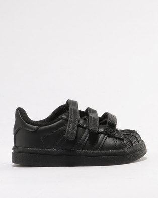 brand new 1354e 826a0 adidas Superstar Sneakers Black