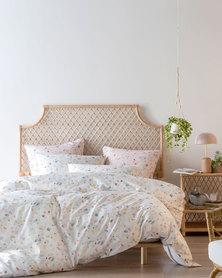 Linen House Patio Duvet Cover Set Multi