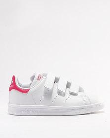 adidas Stan Smith Sneakers White/Pink