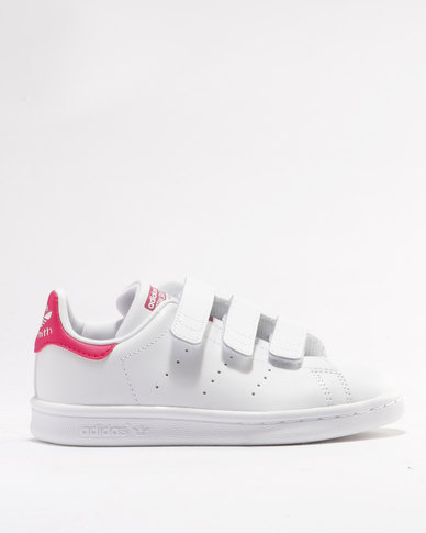 adidas Stan Smith Sneakers White Pink  8626ef34b
