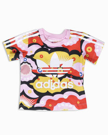 adidas Cloud Tee Multi