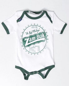Krag Drag™ - The Strong One™ Zambuk Babygrow Multi