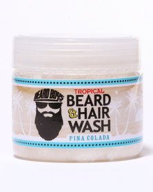 Beard Boys Pina Colada Hair & Body Wash