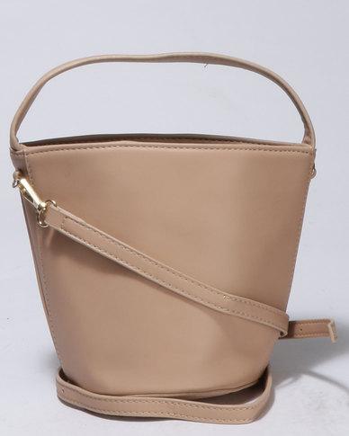 Unseen Rosanne Bucket Bag Baby Pink