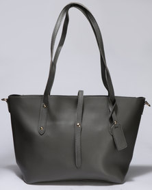 Unseen Cannes Tote Grey