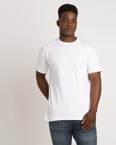 Utopia 100% Cotton T-Shirt White