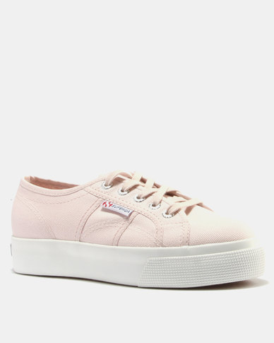 cheap sale deals sale professional Superga Superga Canvas Mid Wedge Pink Skin websites cheap price how much online clearance wholesale price ptwFafh