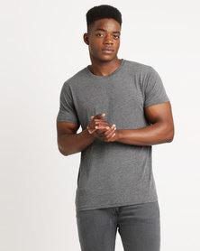 Russell Ultra T-Shirt Grey Marl