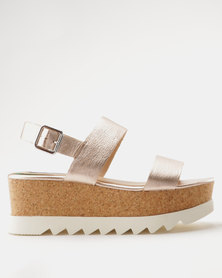 Steve Madden Keeper Rose Gold