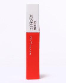 Maybelline SuperStay Matte Ink Liquid Lipstick Heroine