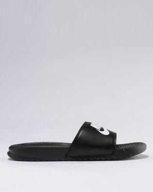 Nike Benassi JDI Slide Black