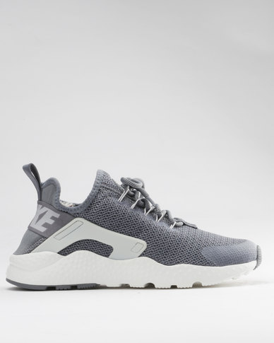 san francisco 05f45 6a047 Nike Air Huarache Ultra Women s Running Shoes Grey   Zando