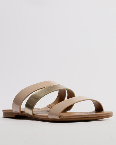 Call It Spring Accio Sandal Nude