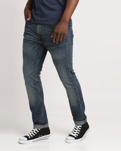 a7003f26 Levi's® 510™ Skinny Fit Jeans Birdman   Zando