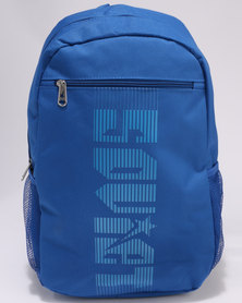 Soviet Beavers Backpack Royal Blue