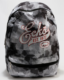ECKÓ Unltd Backpacks Black/White