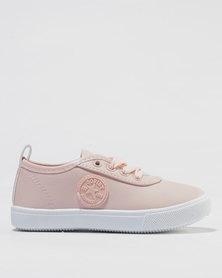 Soviet Callista Lo Cut Sneakers Pink
