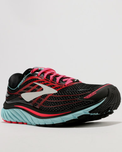 b05e2bb0d3ac6 Brooks Glycerin 15 Black Pink
