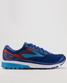 Brooks Ghost 10 Blue/Red