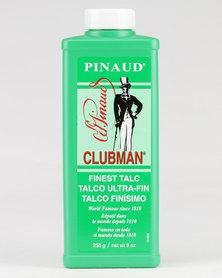 Clubman Talc White