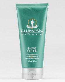 Clubman Shave Lather Moisturizing Cream