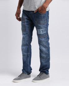 Rawcraft Agent Jeans Midwash