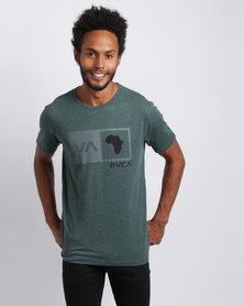 RVCA Balance Box T-shirt Sequioa Green