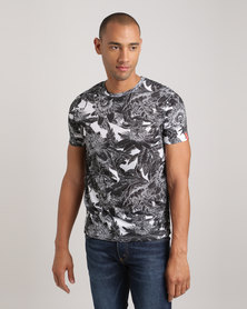 Juice Fantasy T-Shirt Black