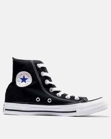 e603689d2e88 Converse Chuck Taylor All Star Hi Ladies Sneakers Black