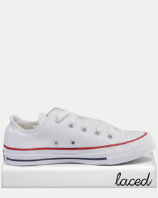 Converse Chuck Taylor All Star Lo Ladies Sneakers White